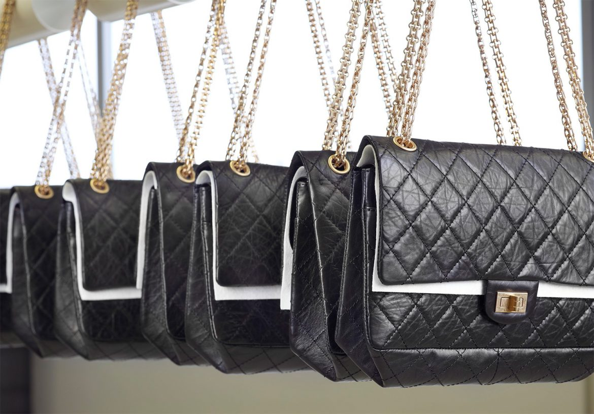 6d788aa70586 The Chanel 2.55 Bag: What and How | Curatedition