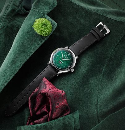 Rounding Up 2018 with 5 Beautiful Green Timepieces