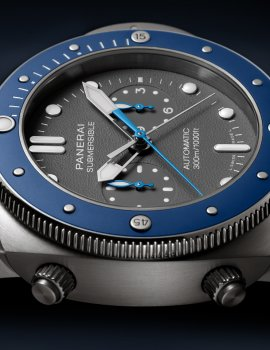 Panerai: Through the Depths of Time