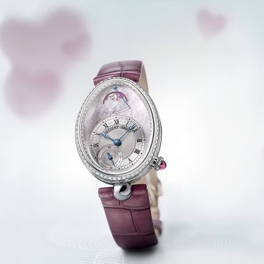 Breguet's Reine de Naples, for Love