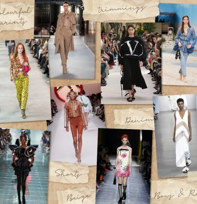 The 8 Must-Try Trends For Spring/Summer 2019