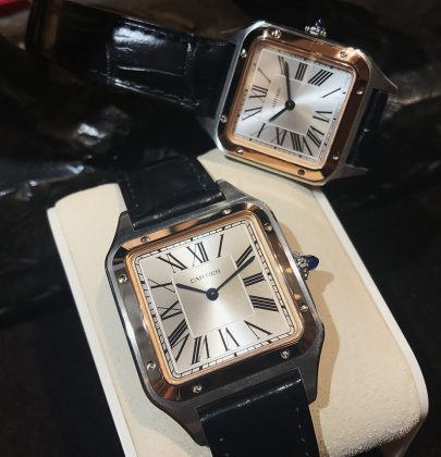 Cartier: The New Santos-Dumont