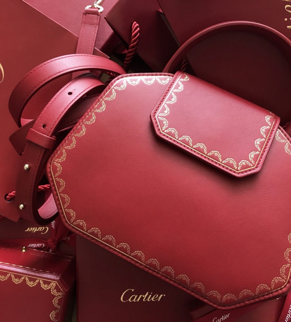 Jewel of A Bag: The New Guirlande de Cartier