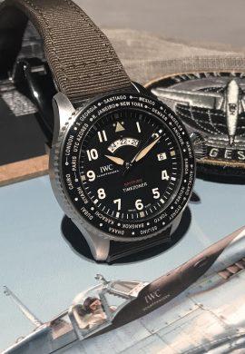 IWC: New Pilot's Watches Take Flight at SIHH 2019