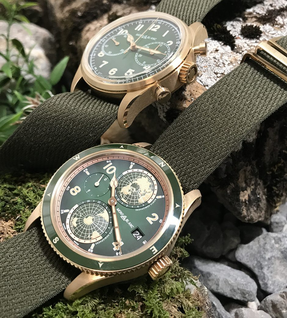 Montblanc: Reconnecting Nature and Heritage