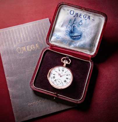 Last but Definitely not Least – the Omega