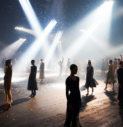 Dior SS2019: Dancing into the Light