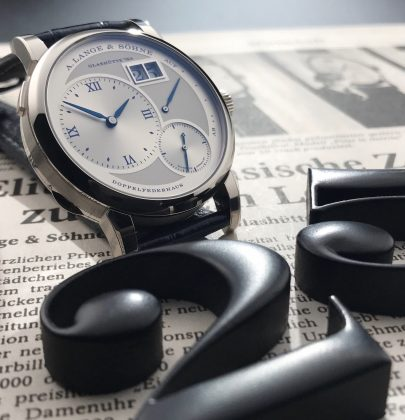 A. Lange & Söhne: The Lange 1 Jubilee Edition
