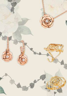 Chanel Renews its Love Affair with the Camellia