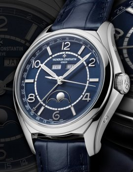 Vacheron Constantin: Cobalt Flash