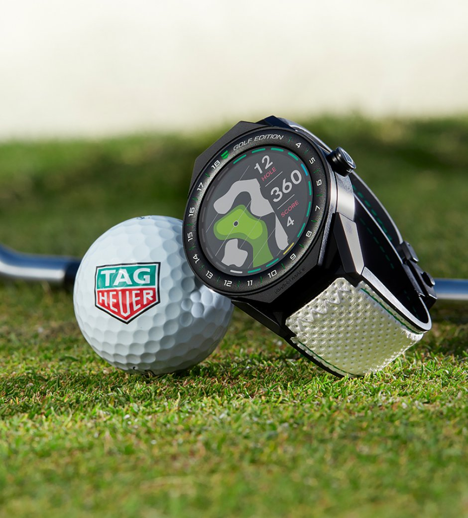 TAG Heuer: The Wearable Tech Tee Off