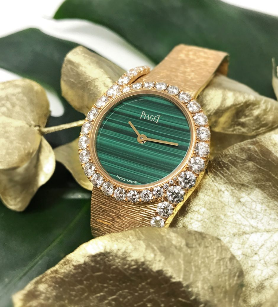 Piaget: All that Glitters…