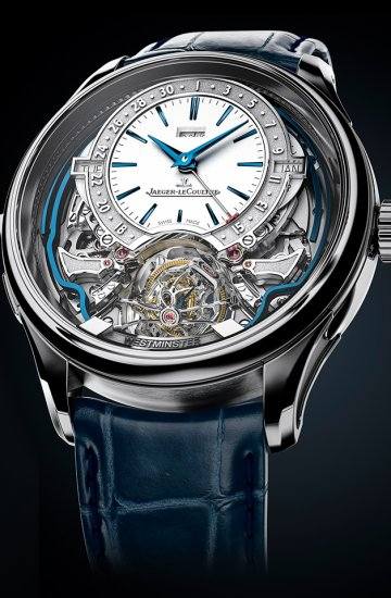Jaeger-LeCoultre: Chime In Technically
