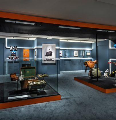Hermès Heritage – In Motion