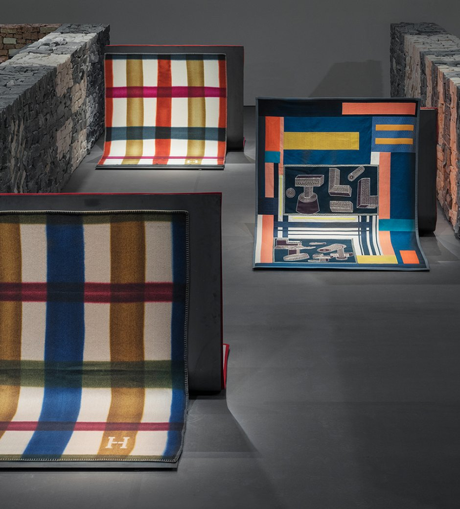 Hermès Home 2019: Noble Materials
