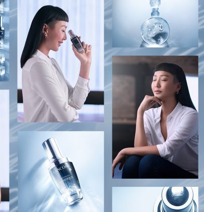 Lancôme Advanced Genifique: Inner-Glow in a Bottle