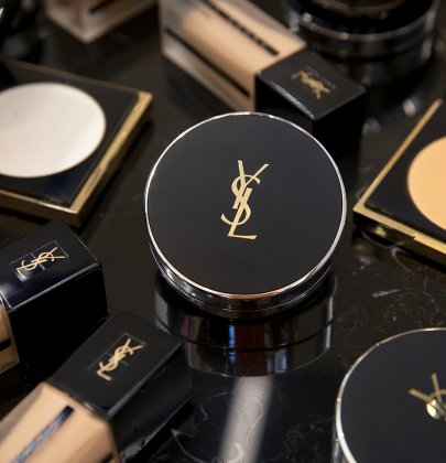 YSL Beauty: Perfect All-Hours Coverage