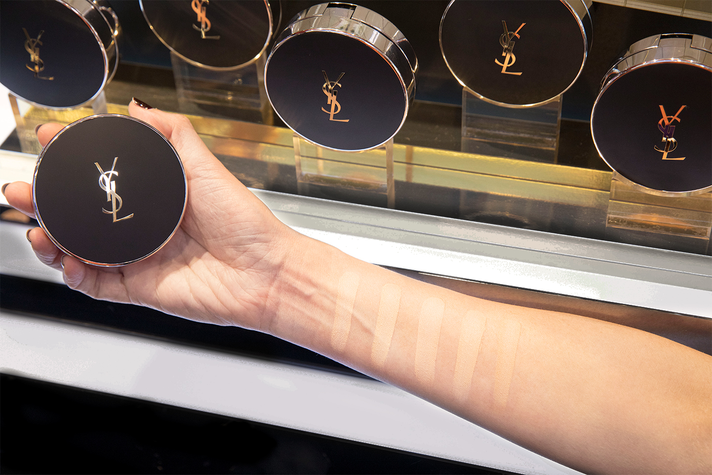 Ysl Beauty Perfect All Hours Coverage Curatedition