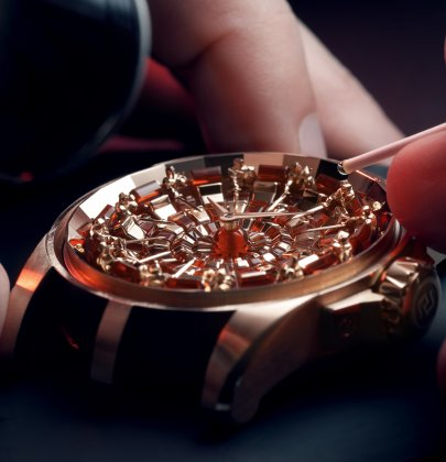Roger Dubuis: The Hyper Horology Spectrum