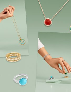 Van Cleef & Arpels: Perlée Happy Things