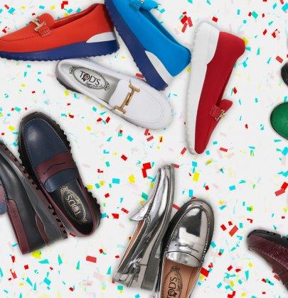 Tod's: Happy Feet, Happy Moments