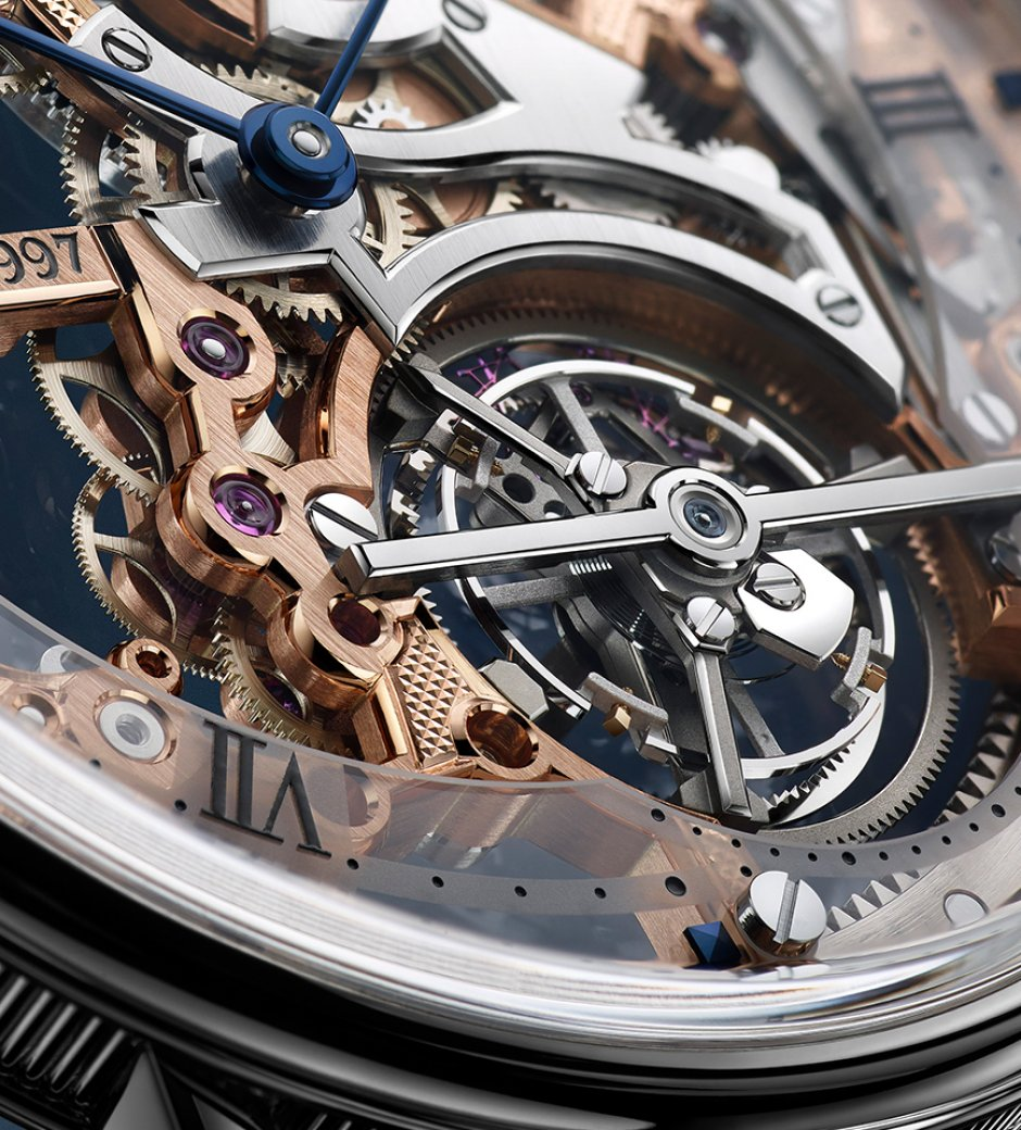Slim Pickings: Breguet Classique Tourbillon Extra-Plat Squelette 5395