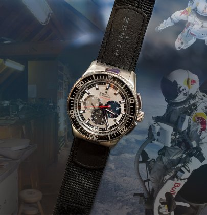 Zenith brings the story of its iconic El Primero in an interactive showcase