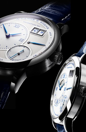 A. Lange & Söhne: Perfect 10 on 25