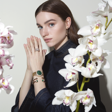 Au Naturel: Precious pickings of Glitzy Timepieces and Fancy Baubles