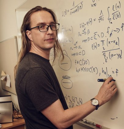 Timeless Triumph of Mathematics: Dr Anders Gustavsson