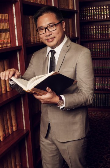 Empowering by Advocacy: Benedict Teo