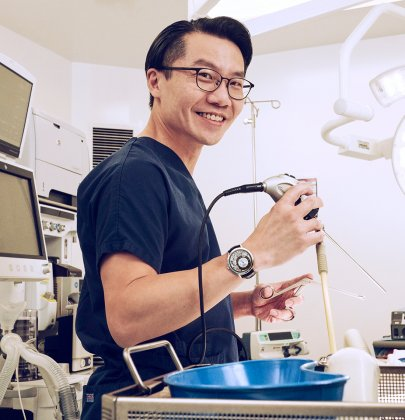 Pursuit of Innovation: Dr. Kenny Pang