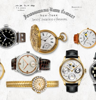 A Retrospective: Inside IWC History Exhibition