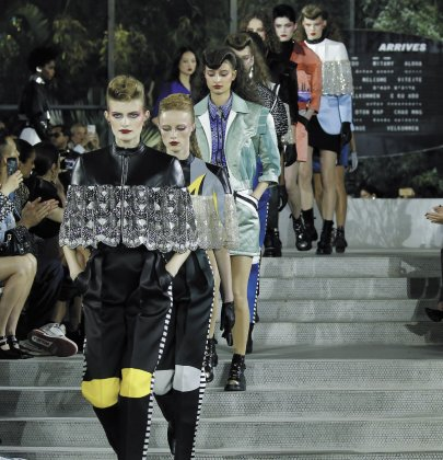 Louis Vuitton: Bright Lights, Big City