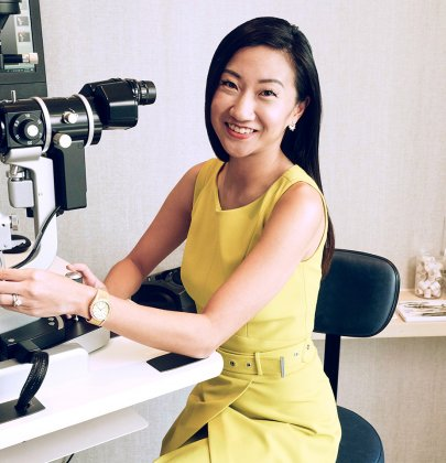 Eye on Sunshine: Dr. Claudine Pang