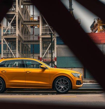 Audi Q8: Smooth Operator