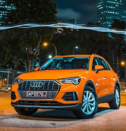 Audi Q3: Going Places