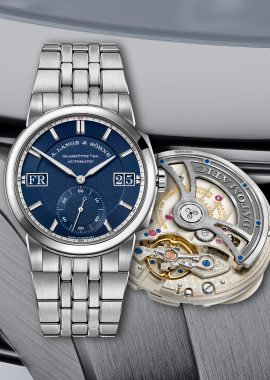 A. Lange & Söhne Odysseus: In Good Sport