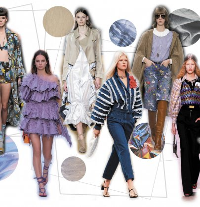 The 8 Huge Trends for Spring/Summer 2020