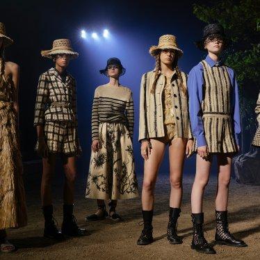 Dior Spring-Summer 2020: An Enchanting Garden of Diversity