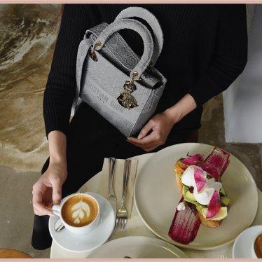Bag Talk: Dior D-Lite