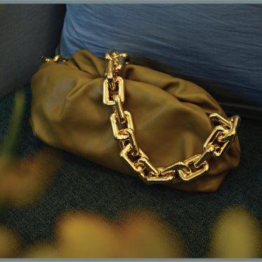 Bag Talk: Bottega Veneta Chain Pouch