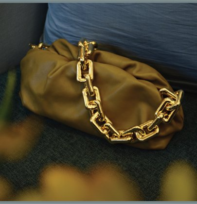 Bag Talk: Bottega Veneta Chain Pouch