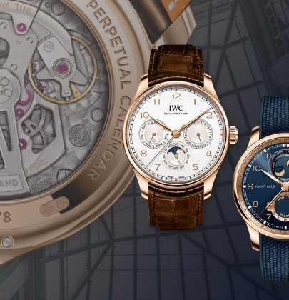 IWC Portugieser: An Endless Sea of Dreams