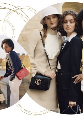 Louis Vuitton: Bridging the New with Pont 9