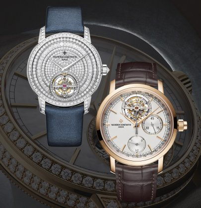 Vacheron Constantin: Traditionelle Extraordinaire