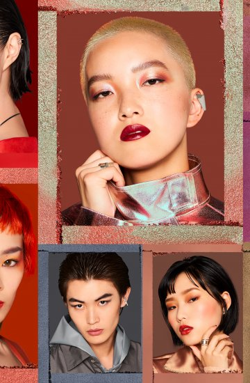 shu uemura Color Atelier: Gateway to Expression