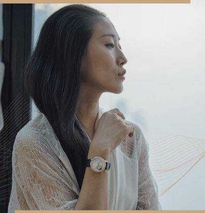 One of Not Many: Haute Couturier Yiqing Yin Fronts Vacheron Constantin's Égérie