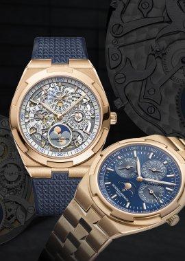 Vacheron Constantin Overseas Collection 2020: Motion of Time