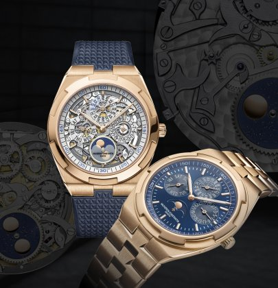 Vacheron Constantin Overseas Collection 2020: Motion of Time